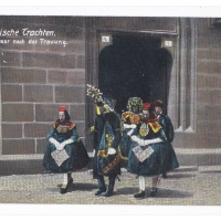 Postcard – Germany | Wedding Costumes from Schwalm, Hesse
